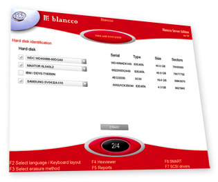 SPARC screen